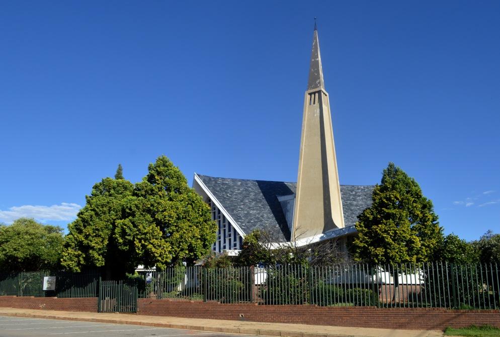 Gereformeerde kerk Roodepoort, Morné van Rooyen