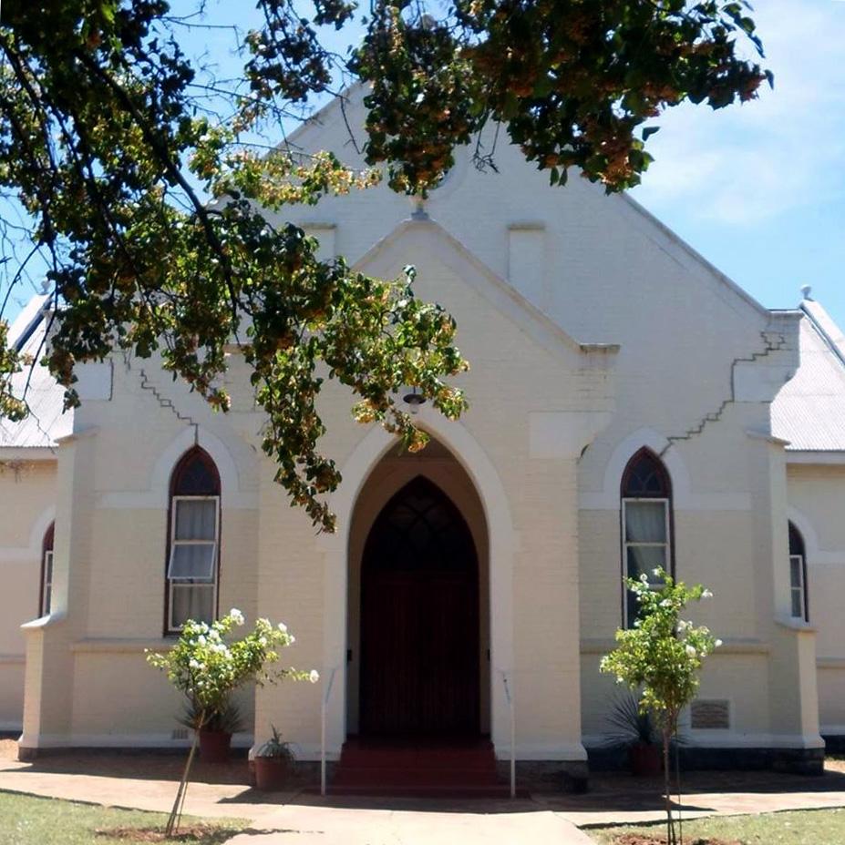 Gereformeerde kerk Ventersdorp
