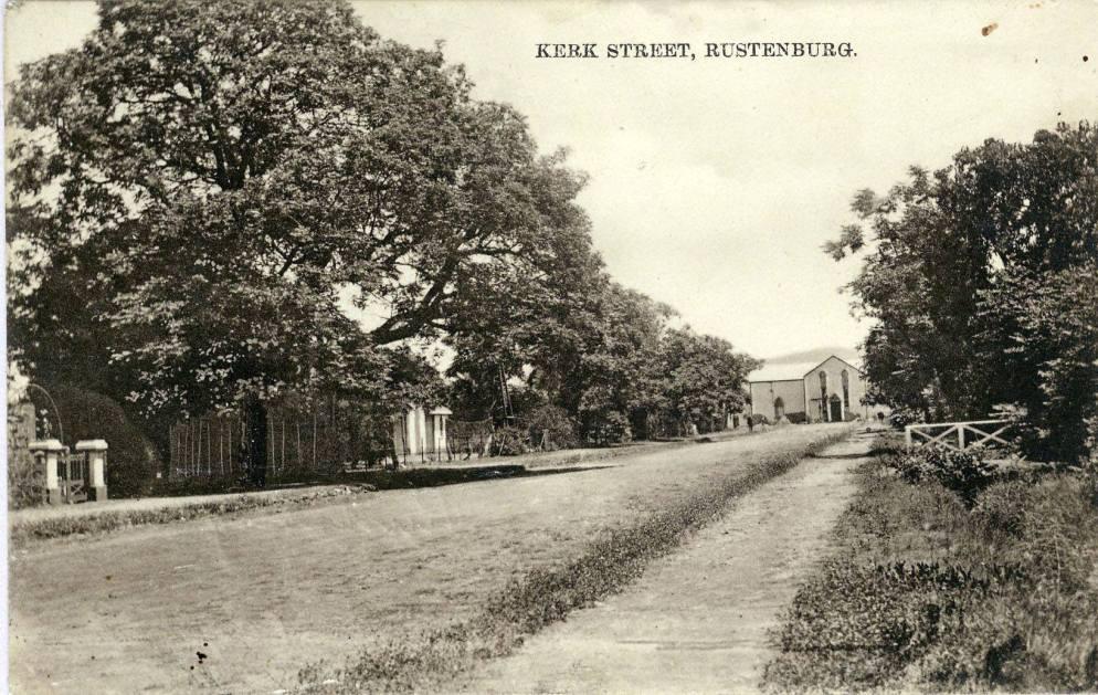 Kerkstraat, Rustenburg