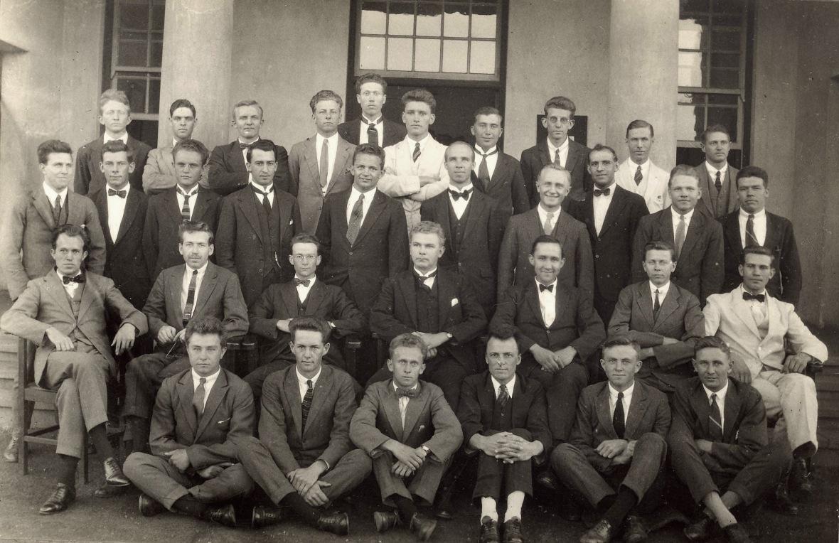 Studente_Teologiese_Vereniging,_Teologiese_Skool_Potchefstroom_1926