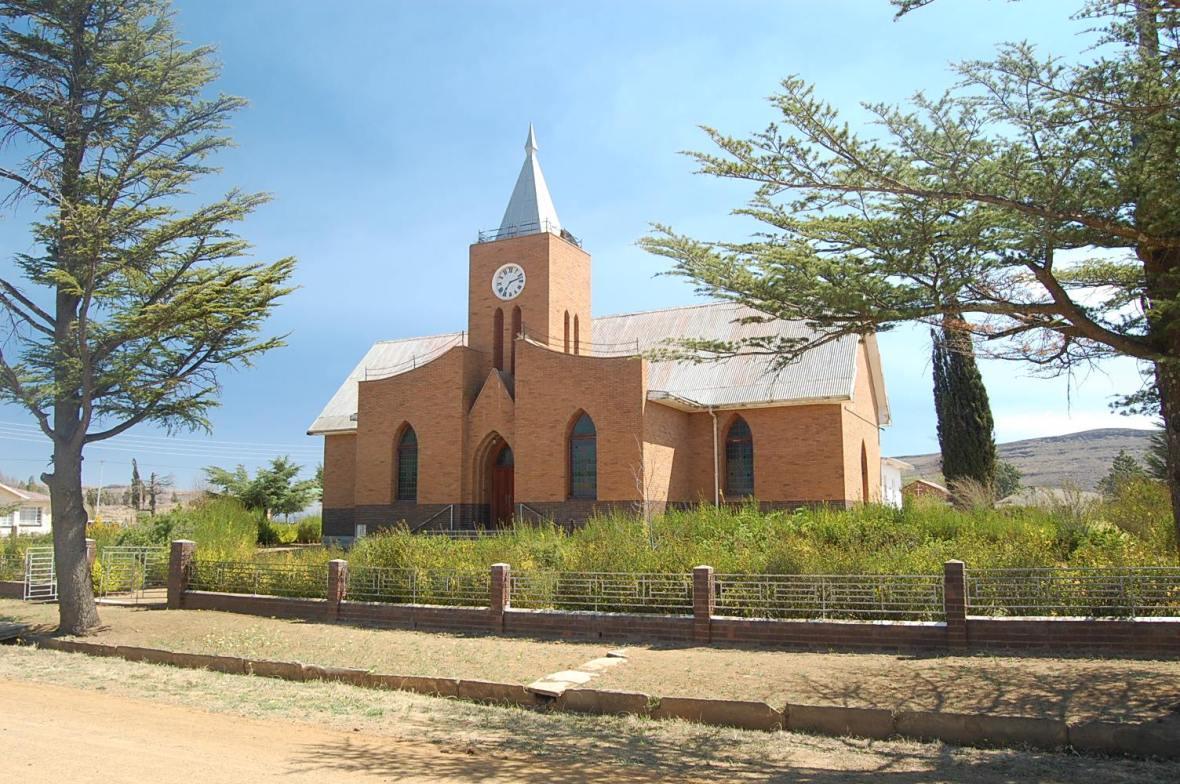 Gereformeerde kerk Jamestown