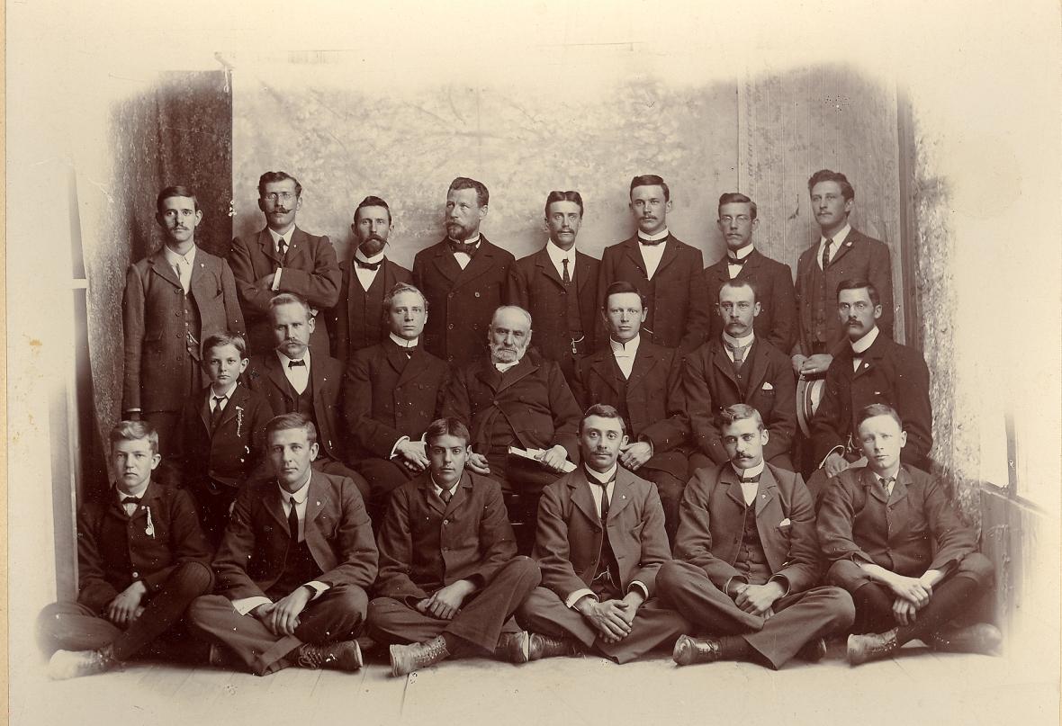 Teologiese_Skool_Burgersdorp_1904