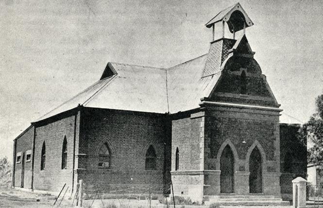 Eerste Gereformeerde kerk Bloemfontein
