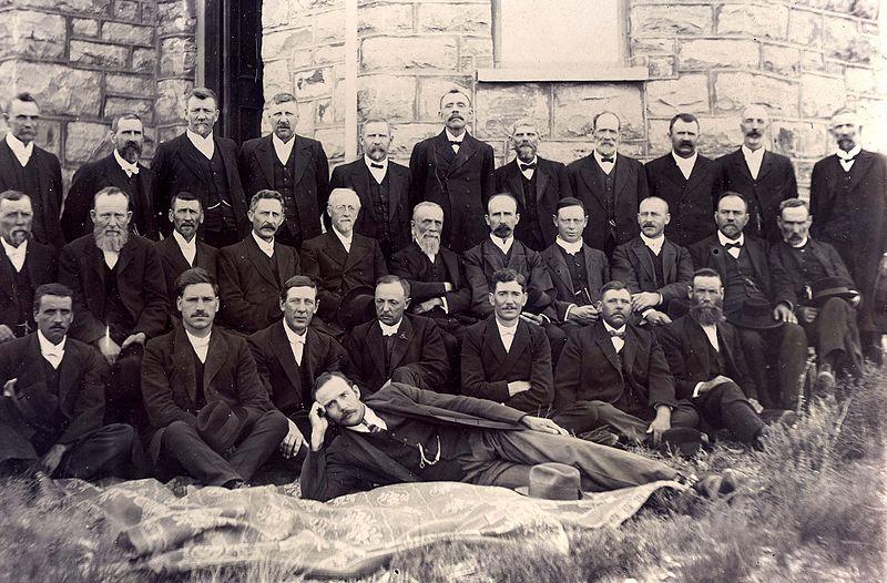 GK Postmasburg KR 1918