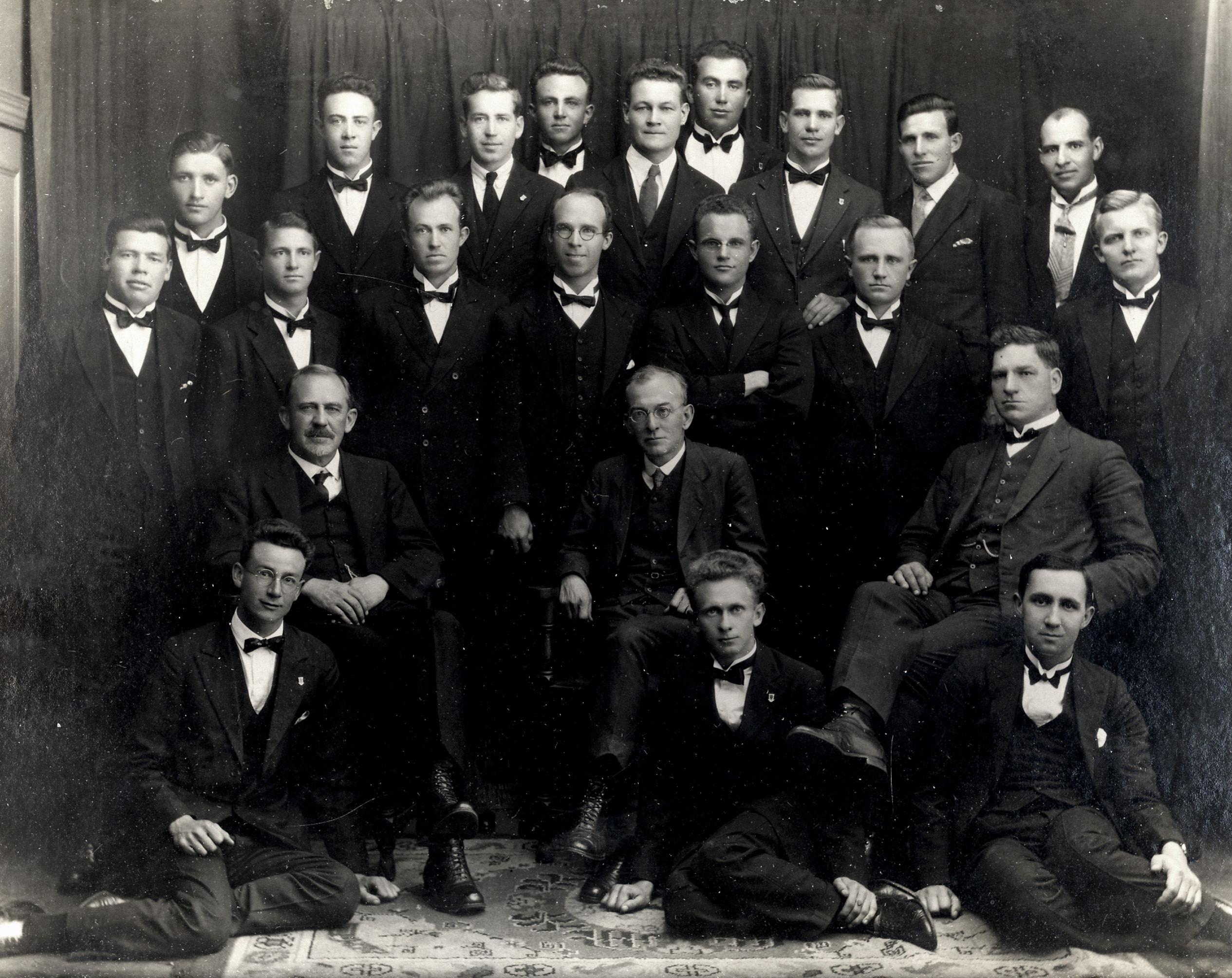 Studente_en_professore_van_die_Teologiese_Skool_Potchefstroom,_1929