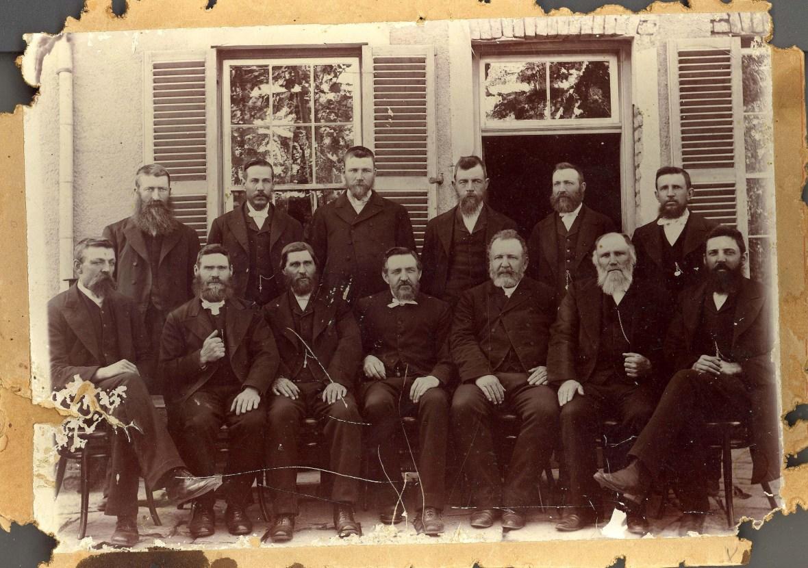 GK Colesberg KR tydens Ds Louw du Plessis se tyd 1880-1896.jpg
