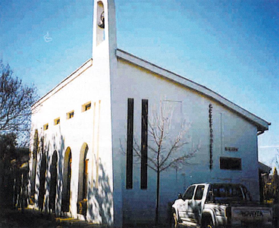 Ou Gereformeerde kerk Bloemhof
