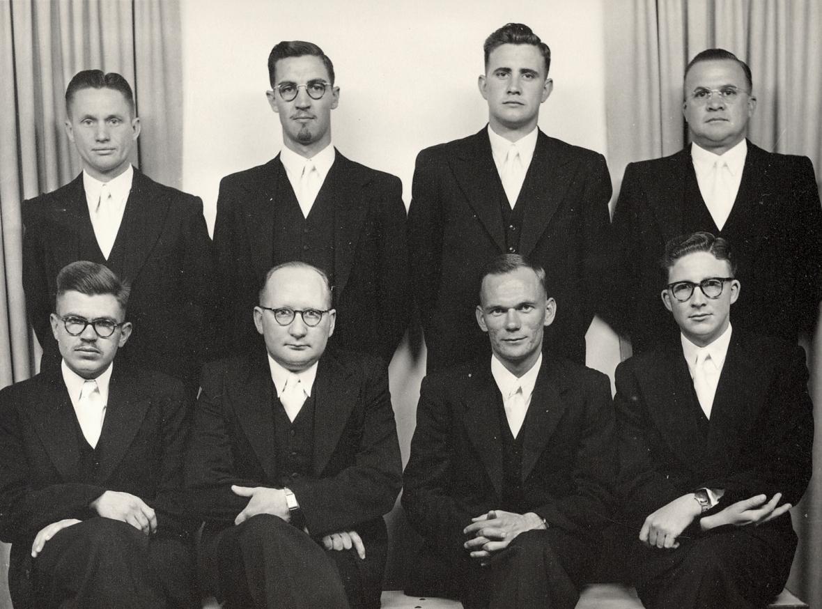 Vierdejaarstudente_aan_die_Teologiese_Skool_Potchefstroom,_1952