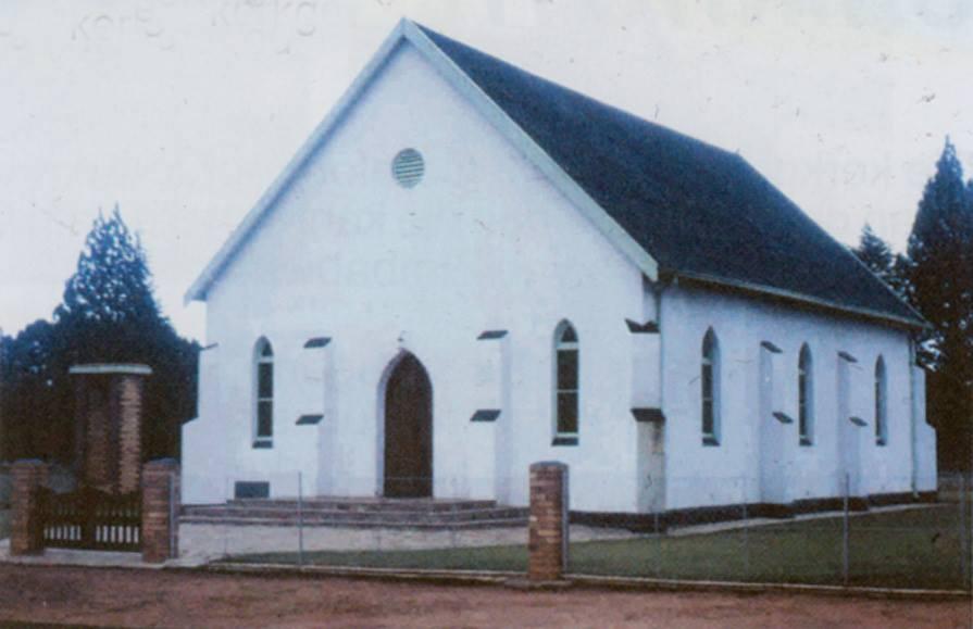 Ou Gereformeerde kerkie op Carolina