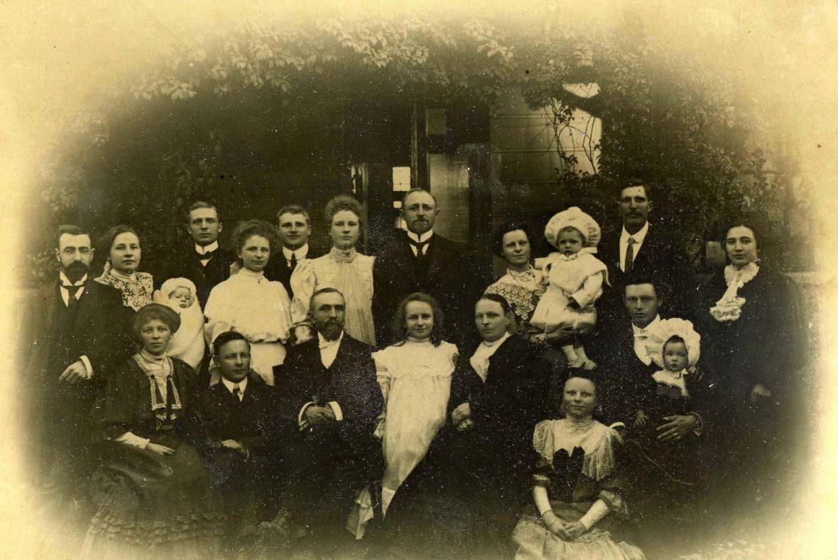 Postma, Martinus en familie