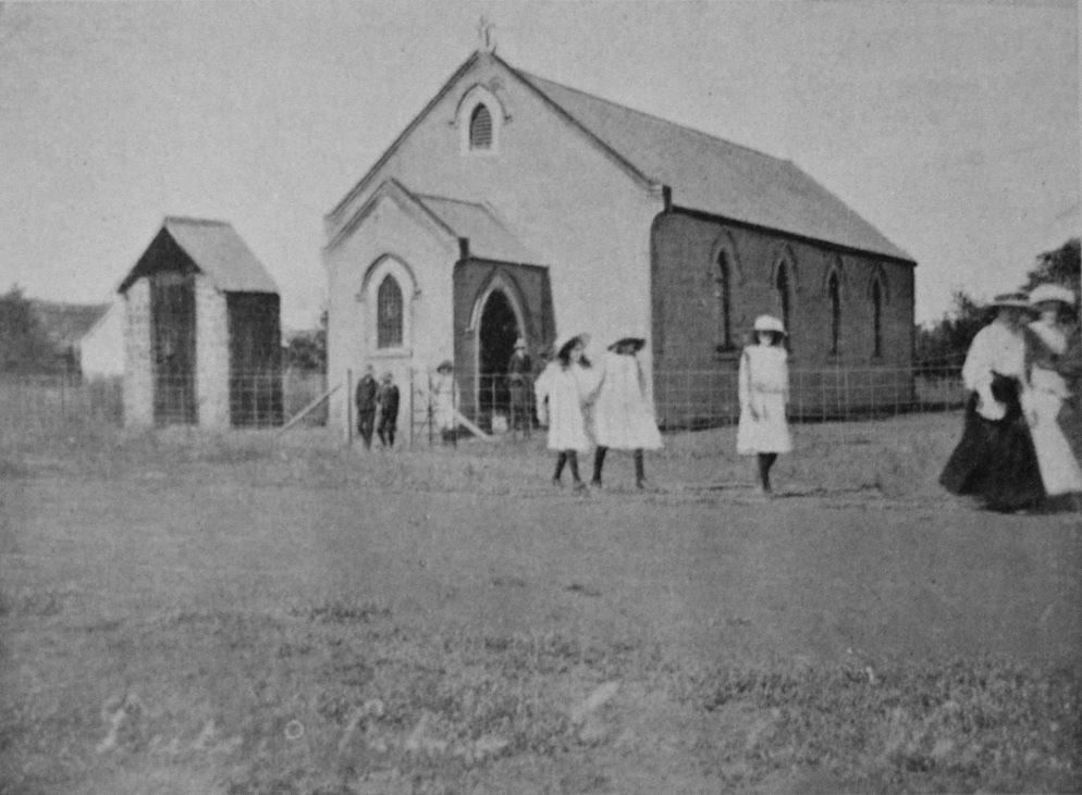 Gereformeerde kerkie op Estcourt