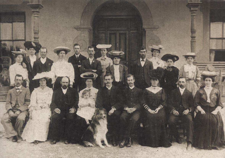 Sondagskoolpersoneel_Kuilsrivier_1906