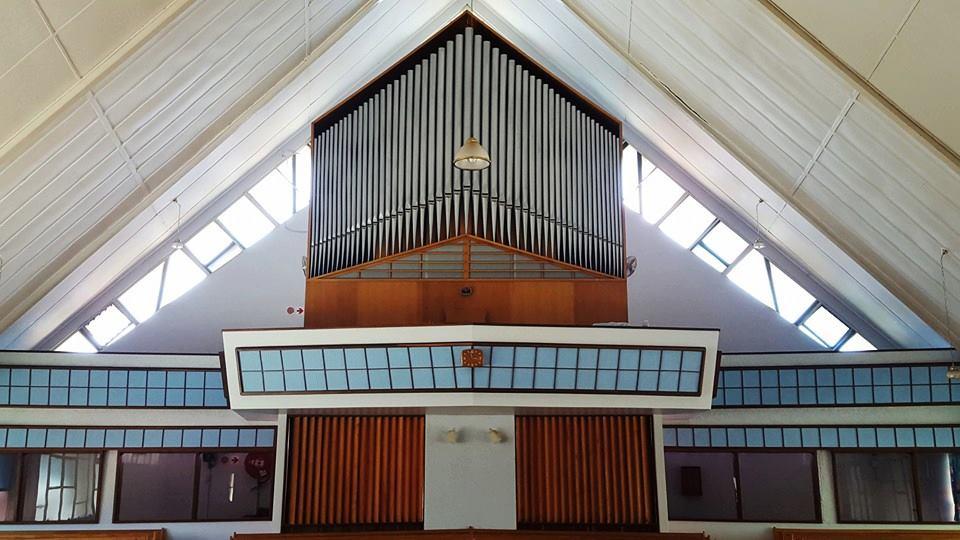 Orrelgalery Gereformeerde Kerk Bloemfontein-Noord