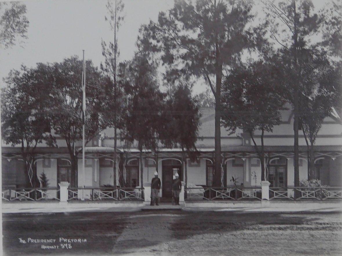 Krugerhuis oud