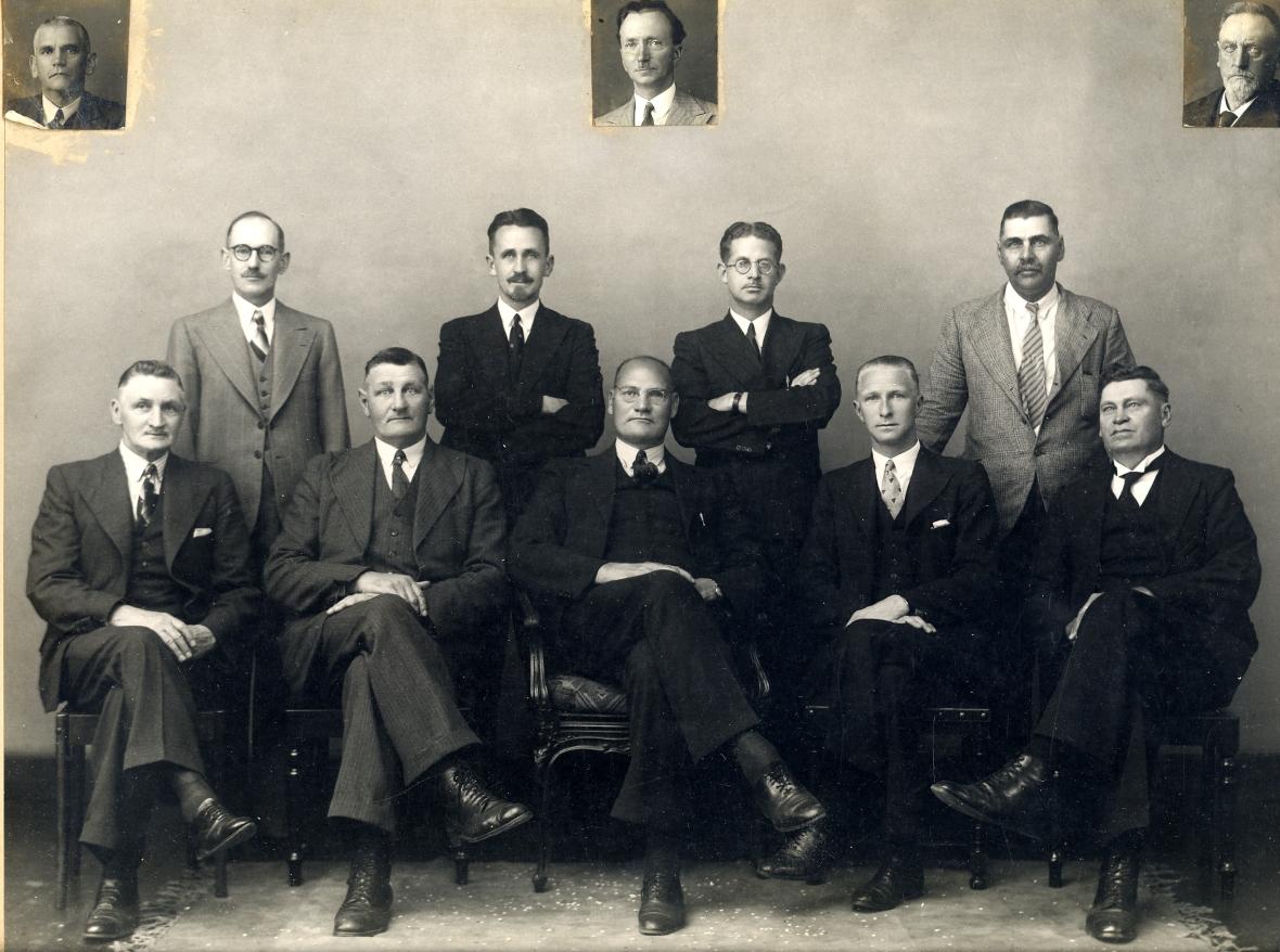 President_Kruger-kinderhuis,_Pretoria,_se_ingebruiknemingskommissie,_1939.jpg