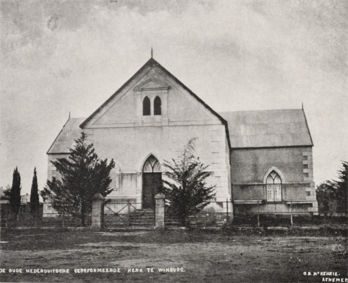 Ou Ng kerk Winburg